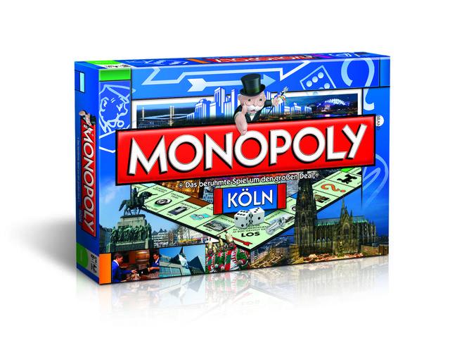 Monopoly Köln Bild 1