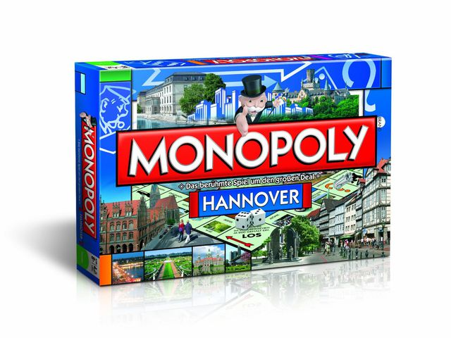 Monopoly Hannover Bild 1