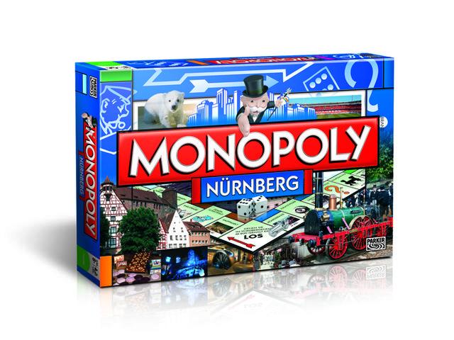 Monopoly Nürnberg Bild 1