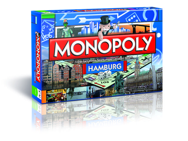 Monopoly Hamburg Bild 1