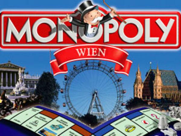 Bild zu Alle Brettspiele-Spiel Monopoly Wien