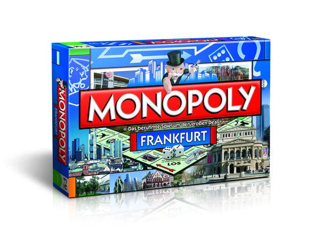 Monopoly Frankfurt Bild 1