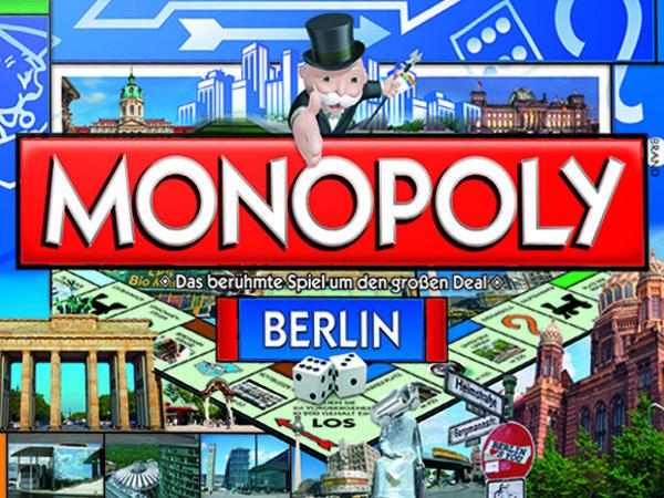 Bild zu Alle Brettspiele-Spiel Monopoly Berlin