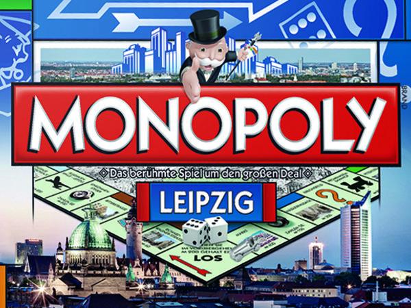 Bild zu Alle Brettspiele-Spiel Monopoly Leipzig