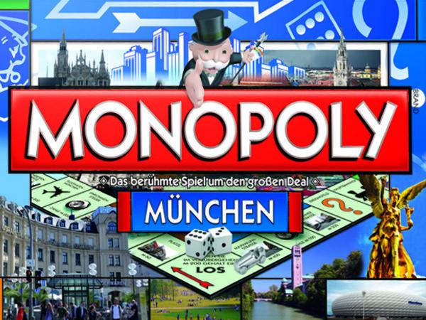 Bild zu Alle Brettspiele-Spiel Monopoly München