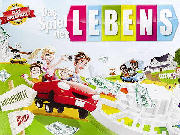 Bild zu Alle Brettspiele-Spiel Spiel des Lebens