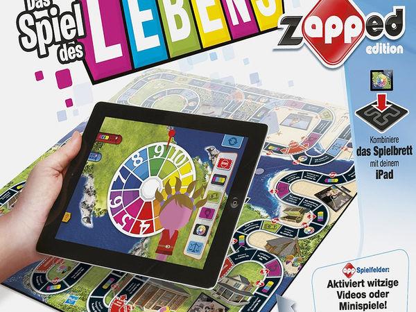 Bild zu Alle Brettspiele-Spiel Das Spiel des Lebens Zapped
