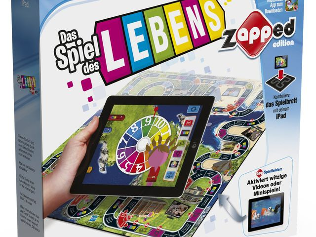 Das Spiel des Lebens Zapped Bild 1