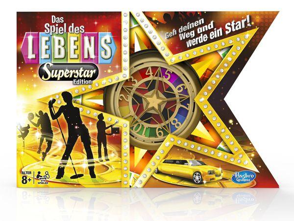 Bild zu Alle Brettspiele-Spiel Spiel des Lebens Superstar