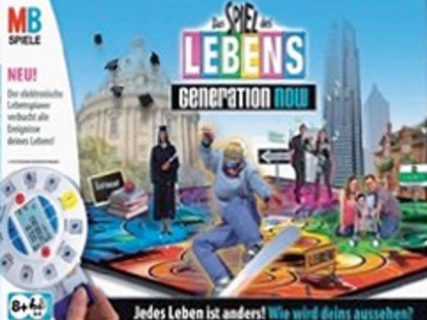 Bild zu Alle Brettspiele-Spiel Spiel des Lebens: Generation Now