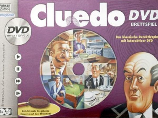Bild zu Alle Brettspiele-Spiel Cluedo DVD