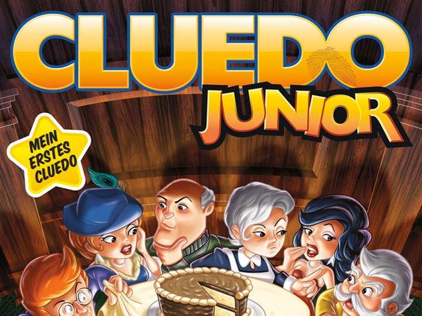 Bild zu Alle Brettspiele-Spiel Cluedo Junior