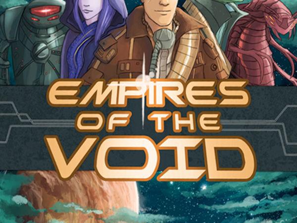 Bild zu Alle Brettspiele-Spiel Empires Of The Void