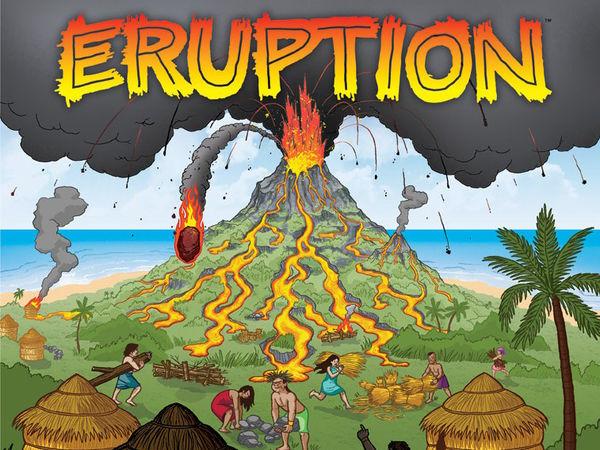 Bild zu Alle Brettspiele-Spiel Eruption