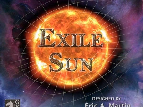 Bild zu Alle Brettspiele-Spiel Exile Sun