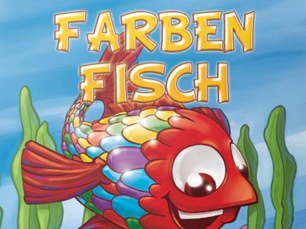 Bild zu Alle Brettspiele-Spiel Farben Fische