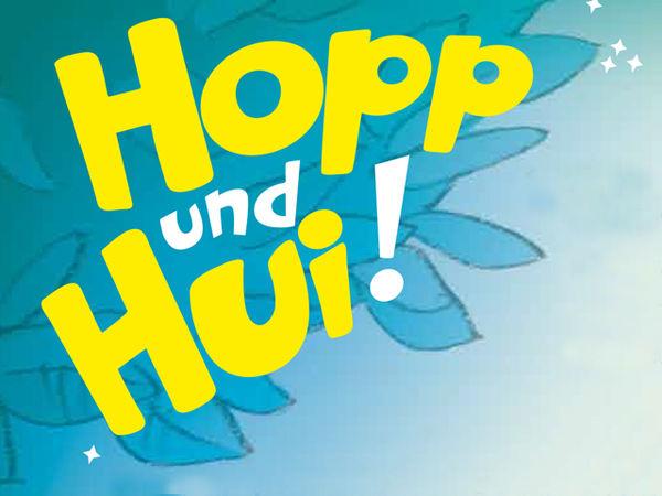 Bild zu Alle Brettspiele-Spiel Hopp und Hui!