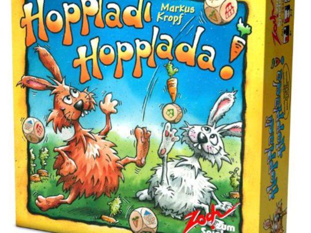 Hoppladi Hopplada Bild 1