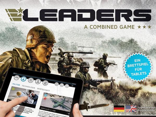Bild zu Alle Brettspiele-Spiel Leaders: A Combined Game