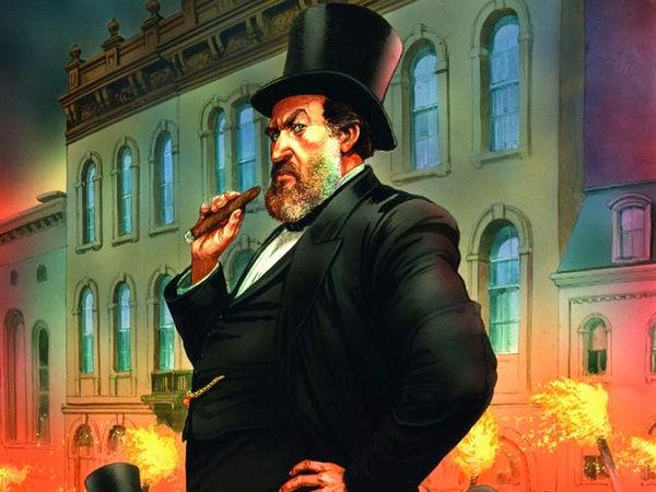 Bild zu Alle Brettspiele-Spiel Tammany Hall