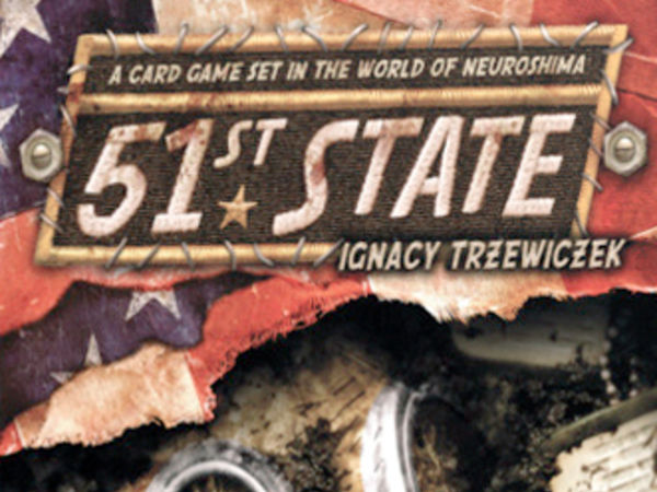 Bild zu Alle Brettspiele-Spiel 51st State