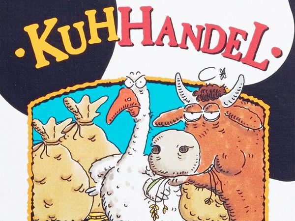 Bild zu Alle Brettspiele-Spiel Kuhhandel