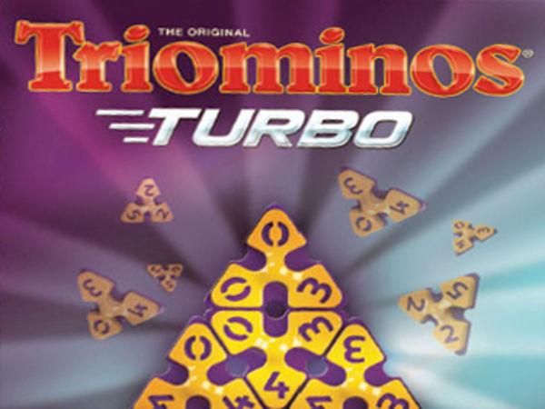 Bild zu Alle Brettspiele-Spiel Triominos Turbo