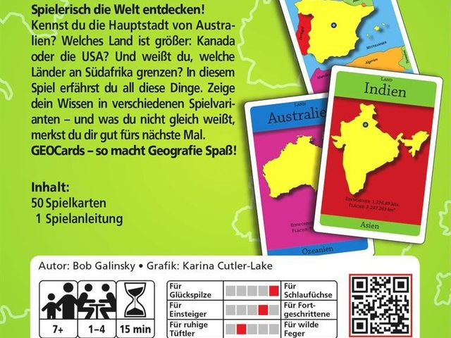 GeoCards Bild 1