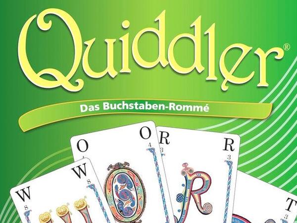 Bild zu Alle Brettspiele-Spiel Quiddler