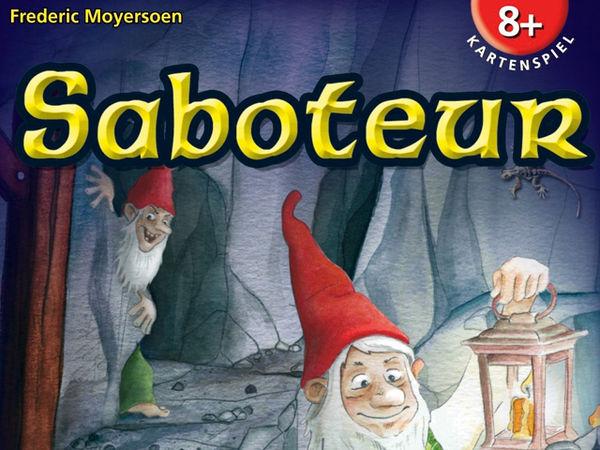 Bild zu Alle Brettspiele-Spiel Saboteur