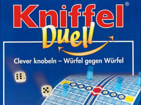 Bild zu Alle Brettspiele-Spiel Kniffel Duell