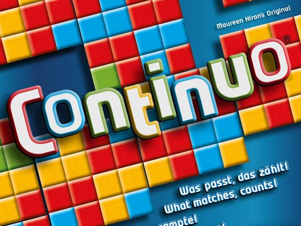Bild zu Alle Brettspiele-Spiel Continuo