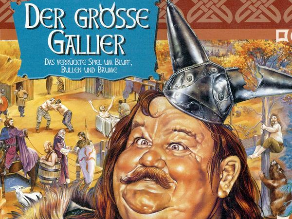 Bild zu Alle Brettspiele-Spiel Der grosse Gallier