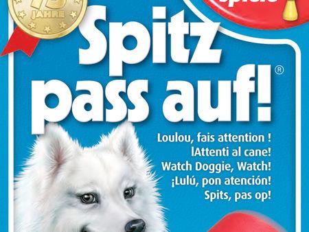 Spitz Pass Auf Spielanleitung