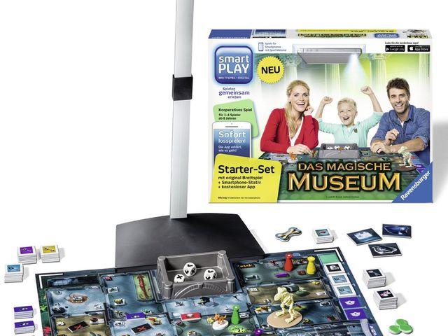 smartPLAY: Das Magische Museum Bild 1