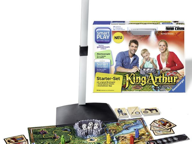 smartPLAY: King Arthur Bild 1