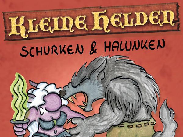 Bild zu Alle Brettspiele-Spiel Kleine Helden - Schurken & Halunken