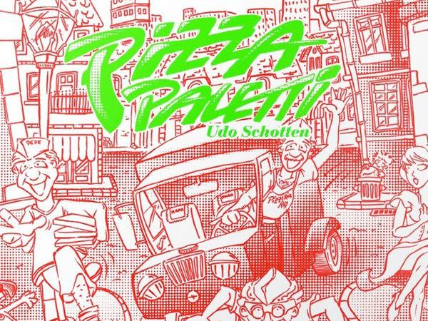 Bild zu Alle Brettspiele-Spiel Pizza Paletti