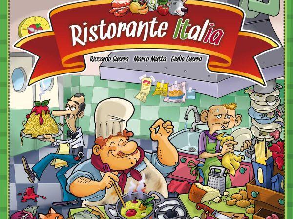 Bild zu Alle Brettspiele-Spiel Ristorante Italia