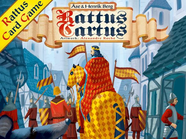 Bild zu Alle Brettspiele-Spiel Rattus Cartus