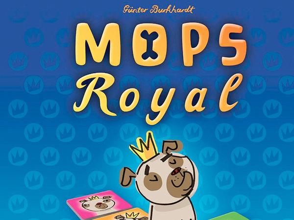 Bild zu Alle Brettspiele-Spiel Mops Royal