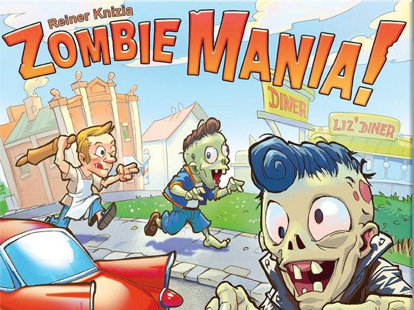 Bild zu Alle Brettspiele-Spiel Zombie Mania!