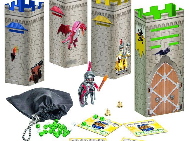 Playmobil: Ritterburg - Auf der Suche nach dem Edelsteinschatz Bild 1
