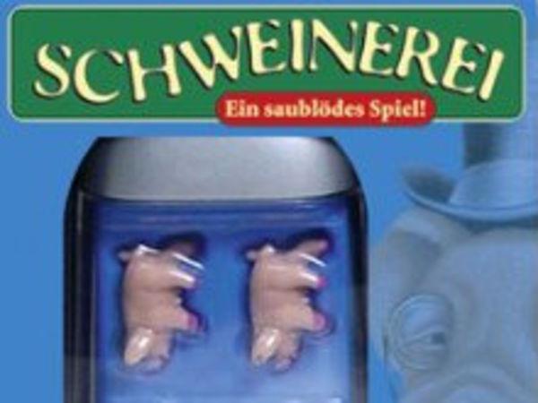 Bild zu Alle Brettspiele-Spiel Schweinerei