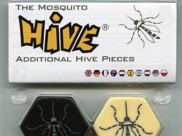 Bild zu Alle Brettspiele-Spiel Hive: Moskito