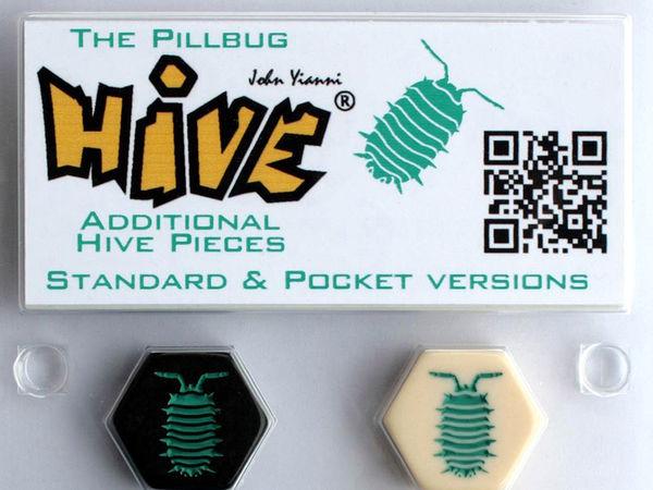 Bild zu Alle Brettspiele-Spiel Hive: Assel
