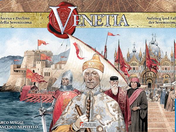 Bild zu Alle Brettspiele-Spiel Venetia