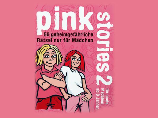 Bild zu Alle Brettspiele-Spiel Pink Stories 2