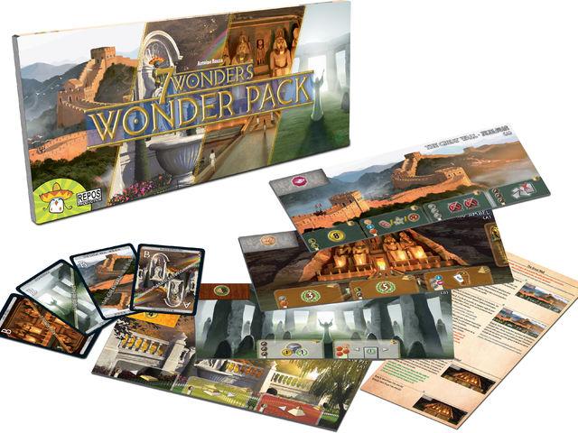 7 Wonders: Wunder-Pack Bild 1