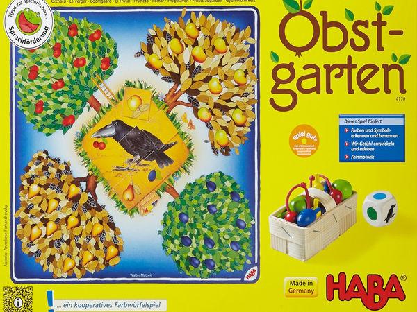 Bild zu Alle Brettspiele-Spiel Obstgarten